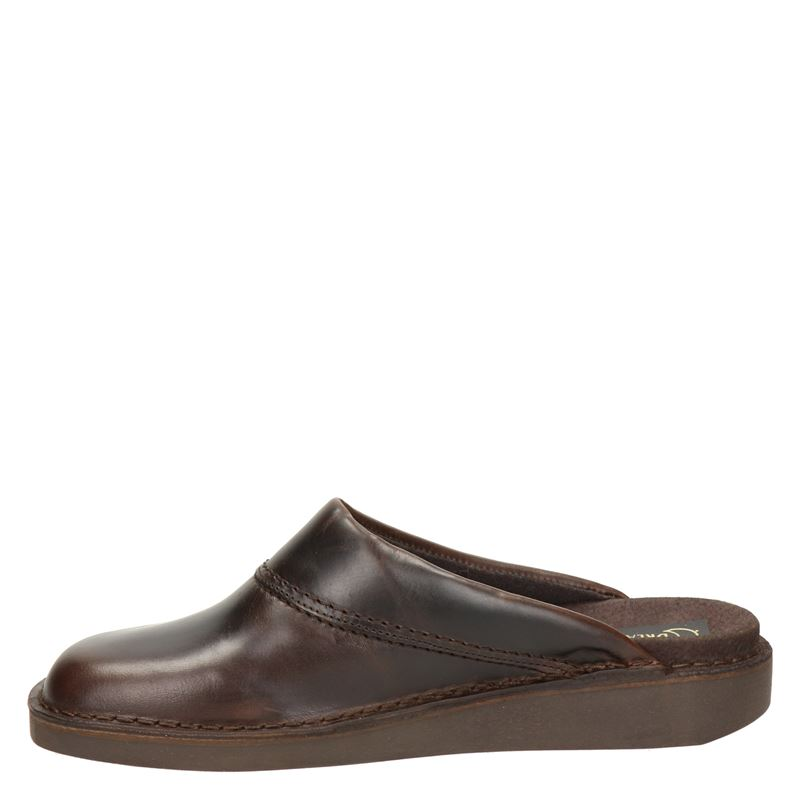 Nelson - Pantoffels - Bruin