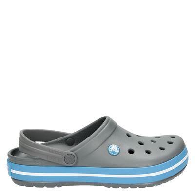 Crocs heren sandalen grijs