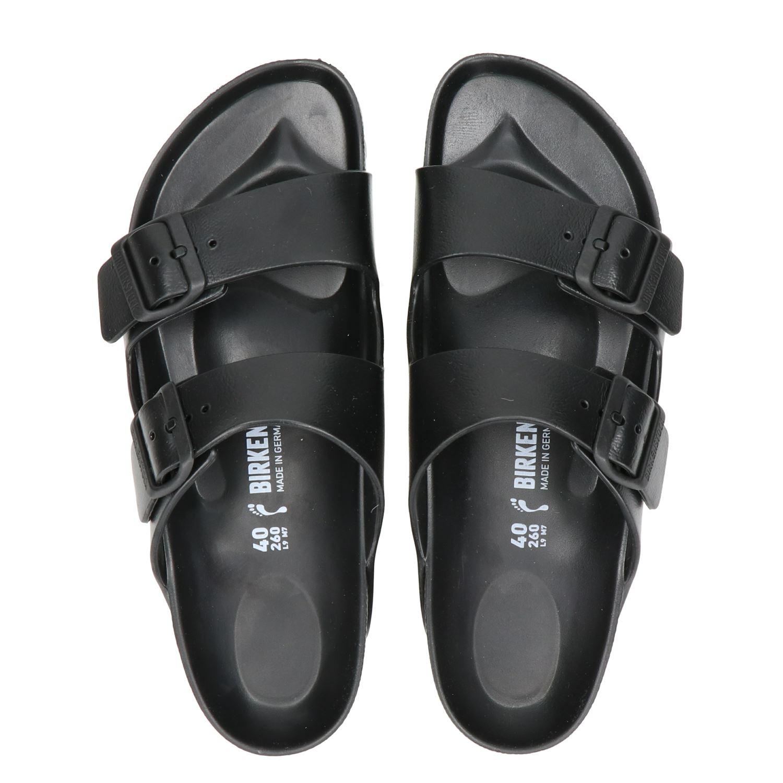 a76505c3de7 Birkenstock Arizona Eva heren slippers zwart
