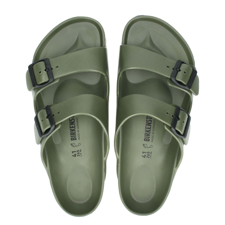 Gris Birkenstock Chaussures Arizona Pour L'été Pour Les Hommes DQAwEh