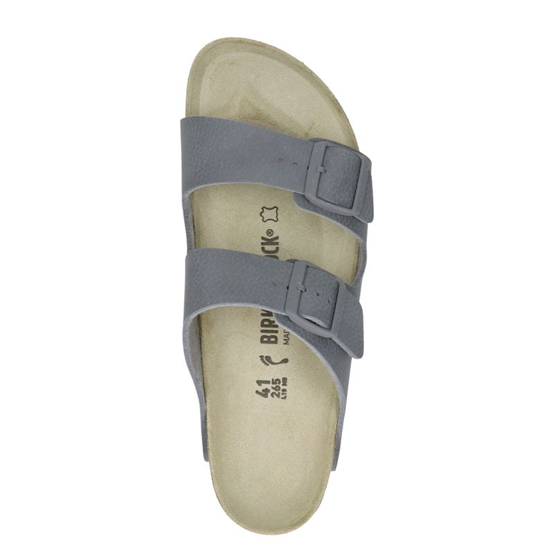 Birkenstock Arizona - Slippers - Grijs