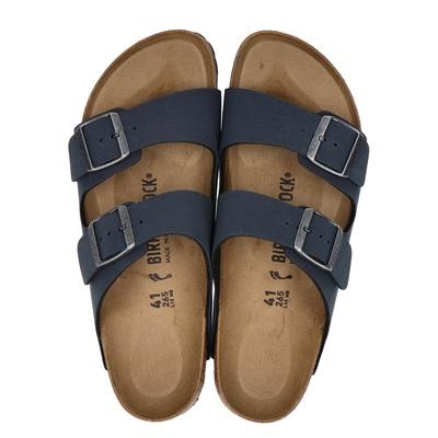 Birkenstock heren slippers grijs