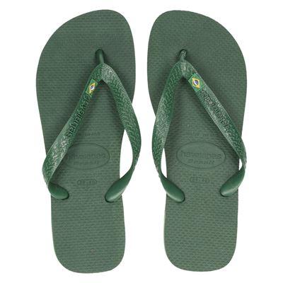 Havaianas heren slippers groen