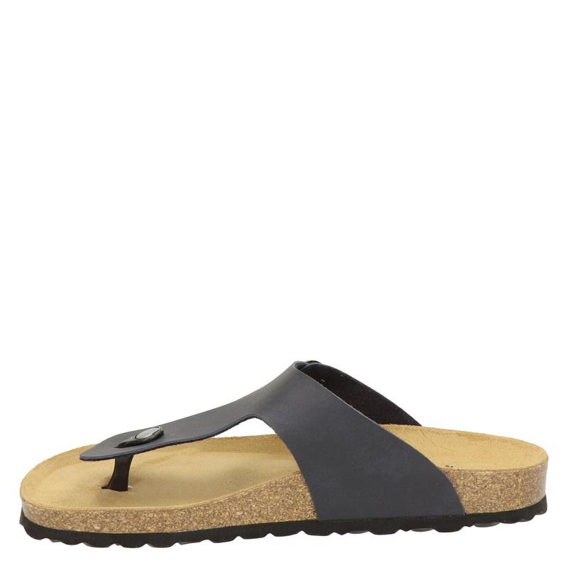 Nelson - Slippers - Blauw