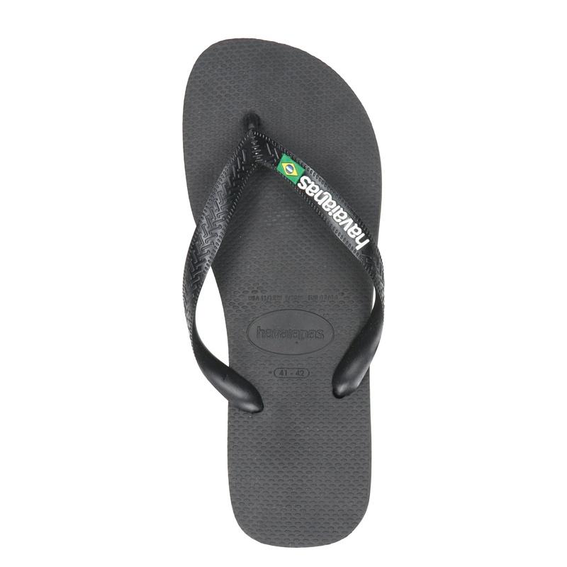Havaianas Brasil - Slippers - Zwart