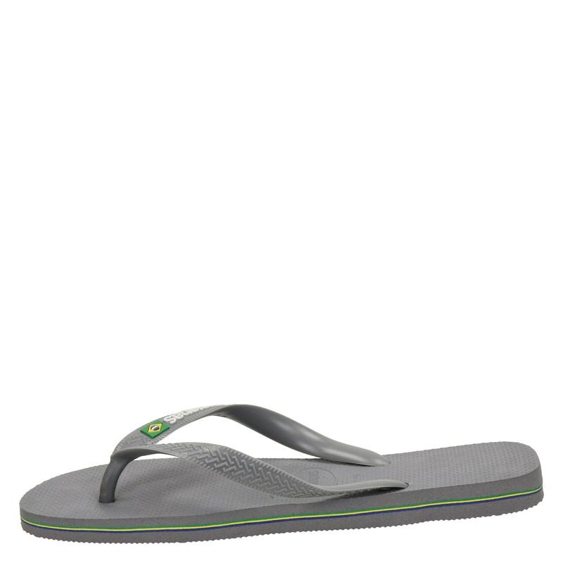 Havaianas Brasil - Slippers - Grijs