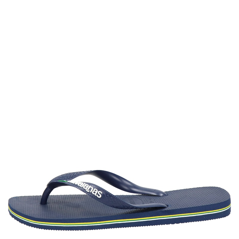 Havaianas Brasil - Slippers - Blauw