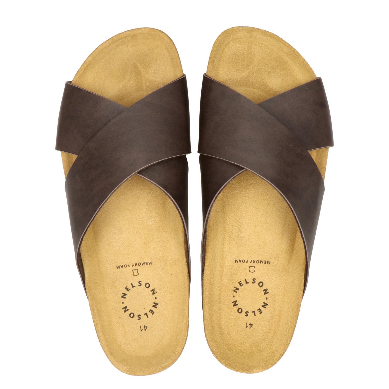 Bébés Orange-brun Chaussures Pour Les Hommes B61Hk7w