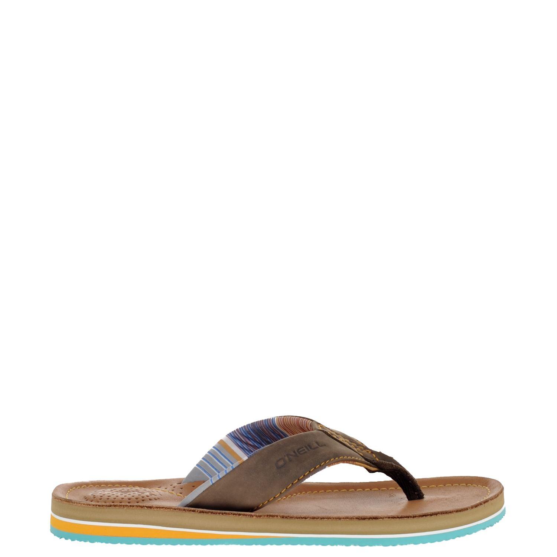 b9caf2866cf1e5 O'NEILL heren slippers bruin