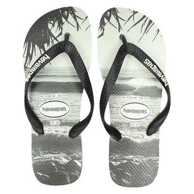 Havaianas heren slippers zwart