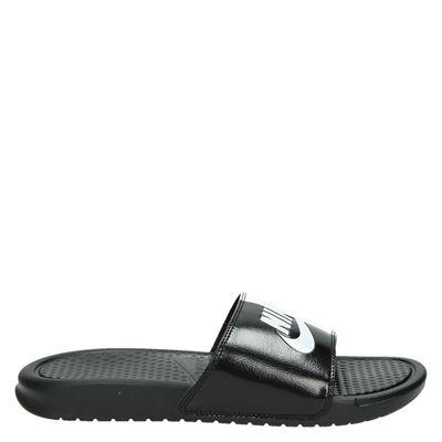 Nike heren slippers blauw