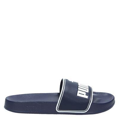 Puma heren slippers blauw