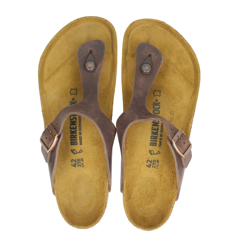 - Birkenstock Gizeh slippers