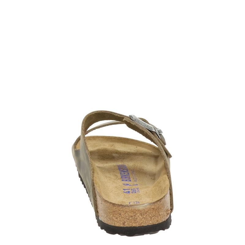 Birkenstock Arizona - Slippers - Groen