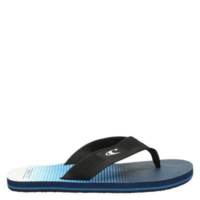 O'NEILL heren slippers blauw