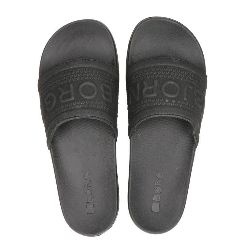 Bjorn Borg Romeo - Slippers - Zwart