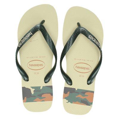 Havaianas heren slippers beige