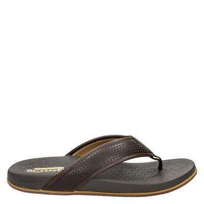 Skechers heren slippers bruin