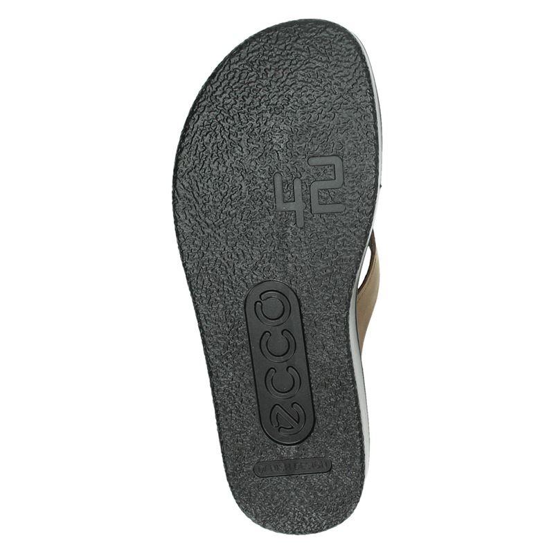 Ecco Flowt LX - Slippers - Bruin