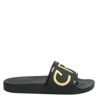 Cruyff heren slippers zwart