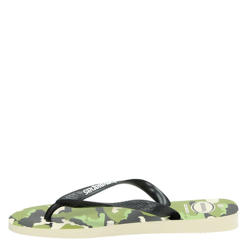 Havaianas Top Camu - Slippers - Groen