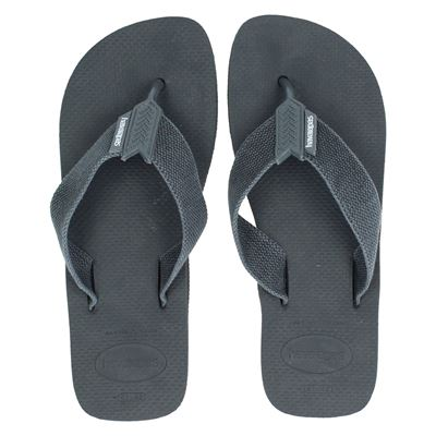 Havaianas heren slippers grijs
