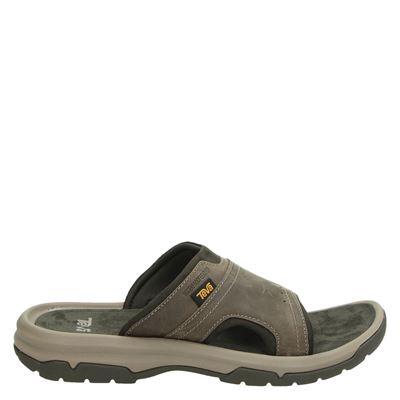 Teva heren slippers bruin