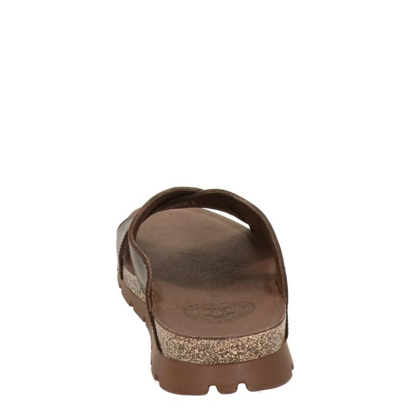 Panama Jack Salman - Slippers - Bruin