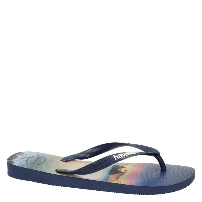 Havaianas Hype - Slippers - Blauw