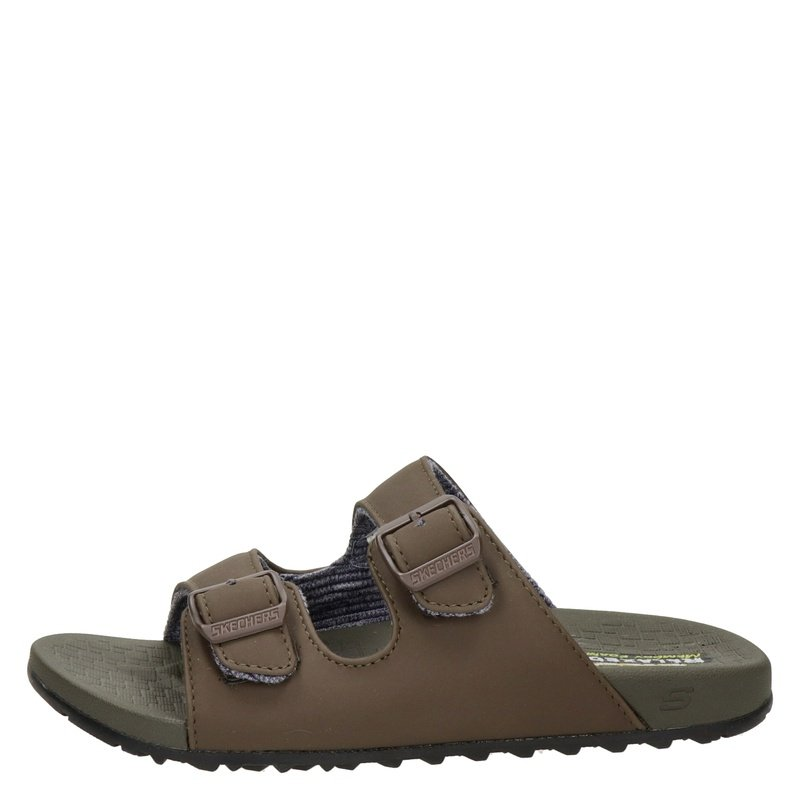 Skechers Relaxed Fit - Slippers - Bruin