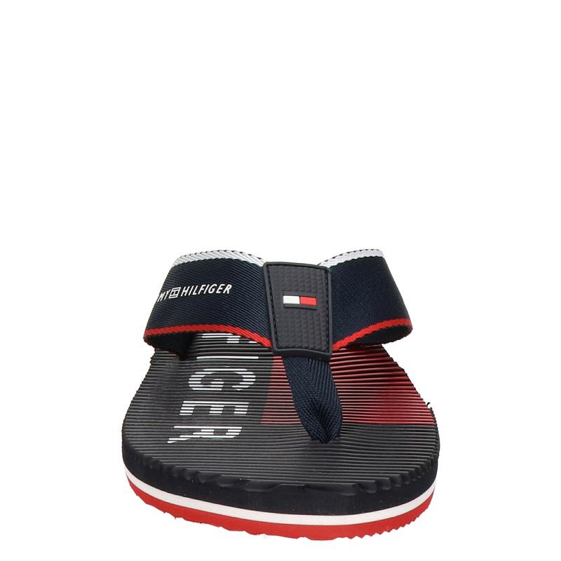 Tommy Hilfiger Sport - Slippers - Blauw