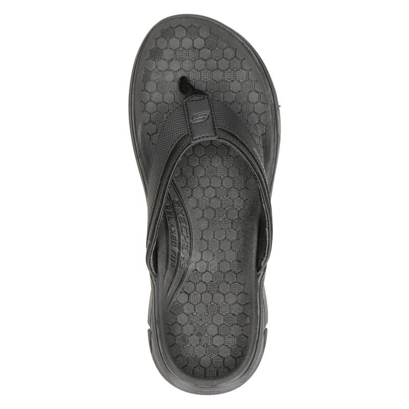 Skechers Equalizer 4.0 - Slippers - Zwart