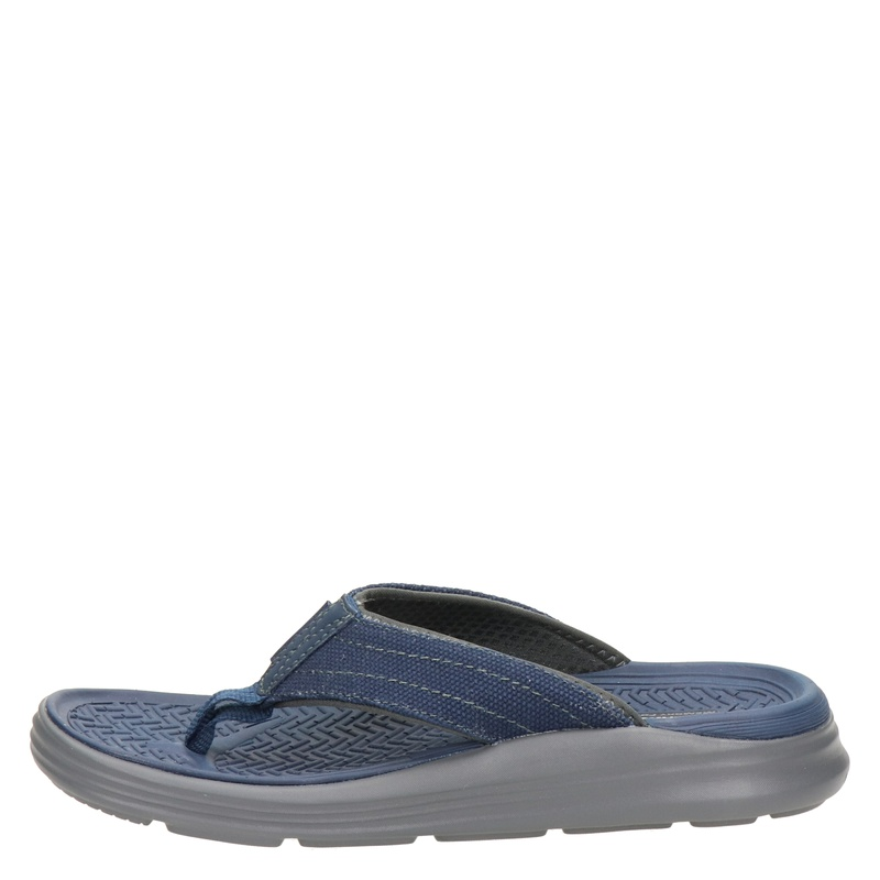 Skechers Relaxed Fit - Slippers - Blauw