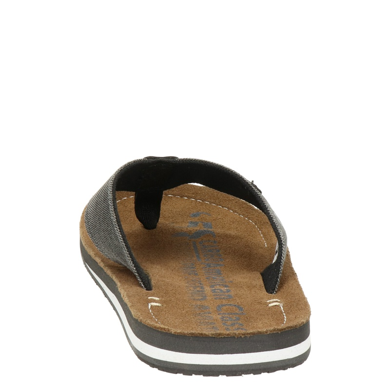 PME Legend Hinger - Slippers - Zwart