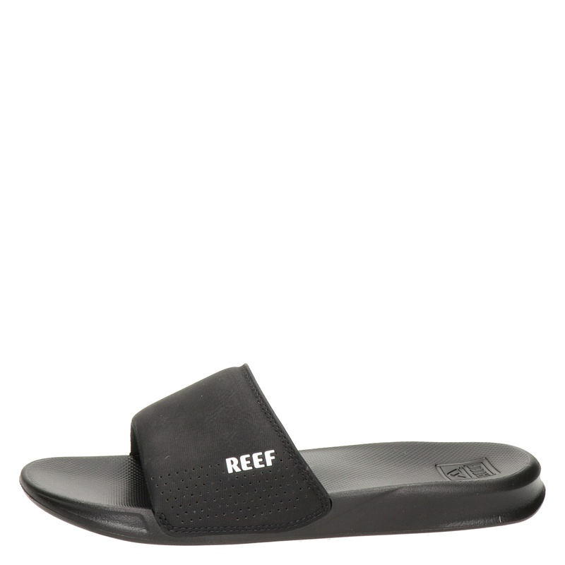 Reef One Slide - Badslippers - Zwart