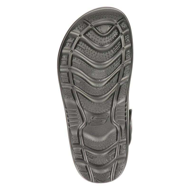 Skechers Foamies - Instapschoenen - Zwart