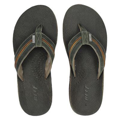 Reef heren slippers grijs