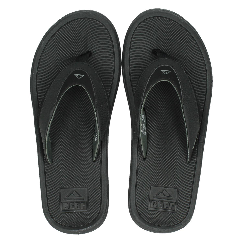 Récif - Pantoufles Modernes - Hommes - Chaussures - Noir - 42 LcjrqYpj