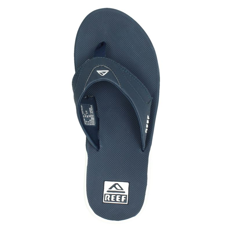 Reef Fanning - Slippers - Blauw