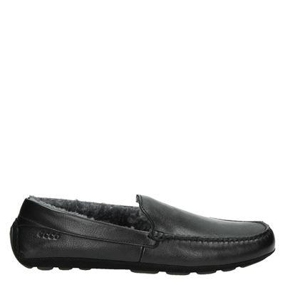Ecco heren pantoffels zwart