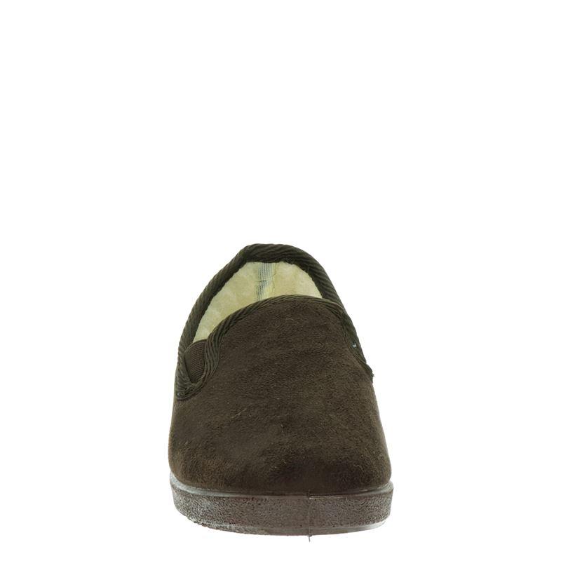 Nelson Home - Pantoffels - Bruin