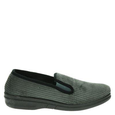 Blenzo heren pantoffels grijs
