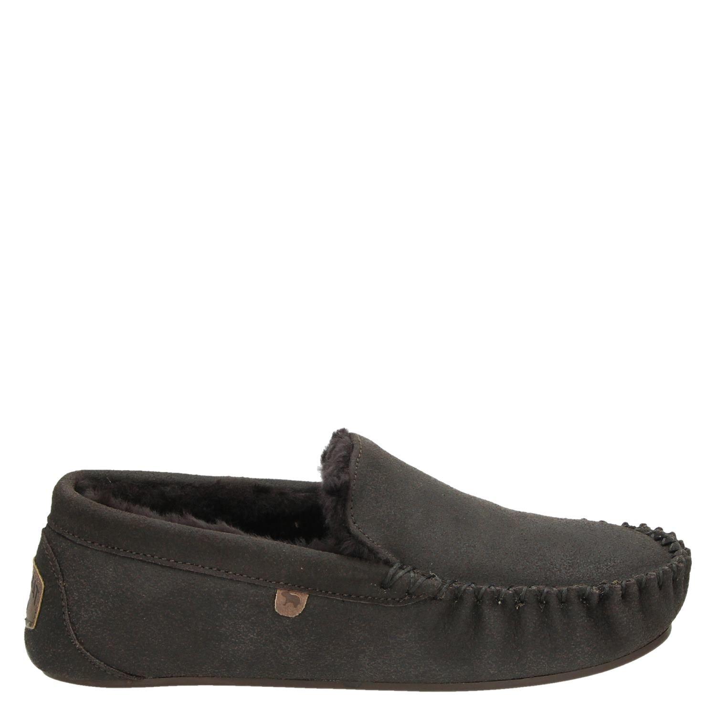 Femmes Ara Pantoufles Confortables - Gris - 42 Eu lV2CTT3z