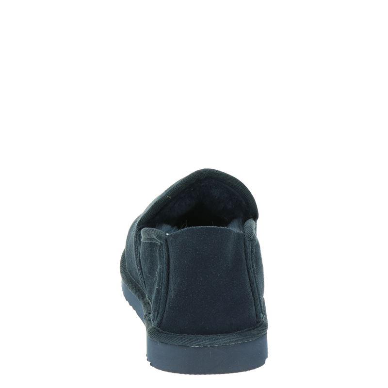 Warmbat Australia Lock - Pantoffels - Blauw