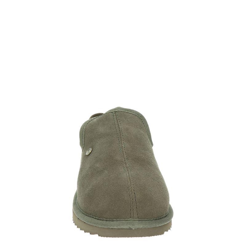 Warmbat Australia Lock - Pantoffels - Bruin