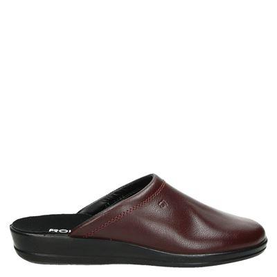 Rohde heren pantoffels bruin