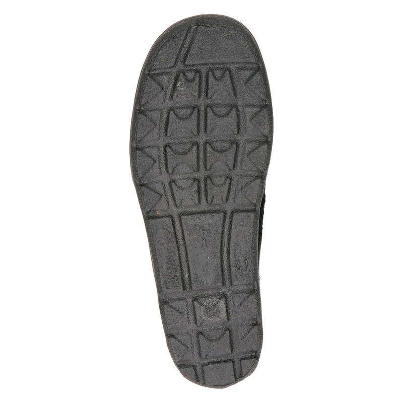 Blenzo - Pantoffels - Zwart