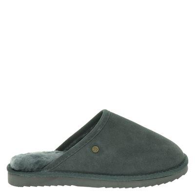 Warmbat Australia heren pantoffels grijs
