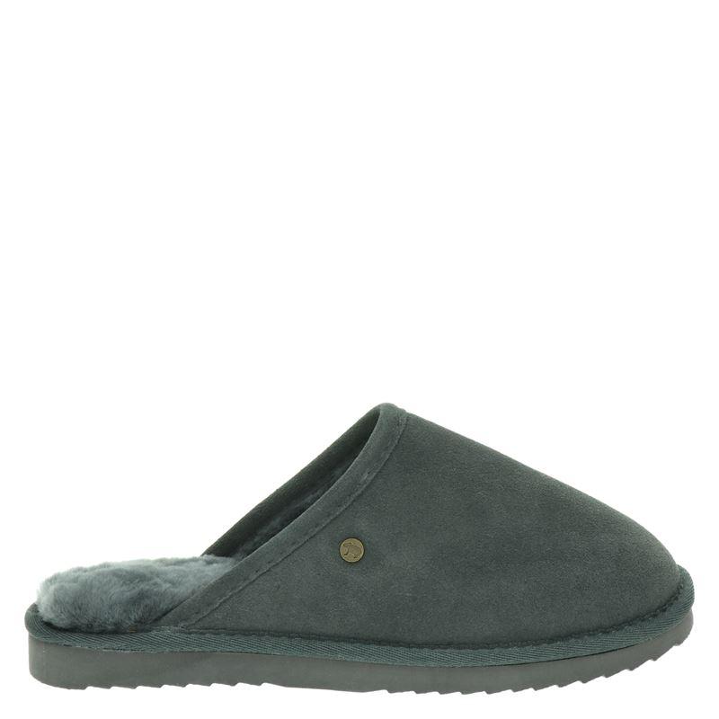 Warmbat Australia - Pantoffels - Grijs