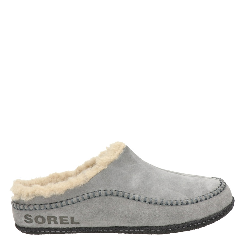 Sorel Lanner Ridge - Pantoffels - Grijs